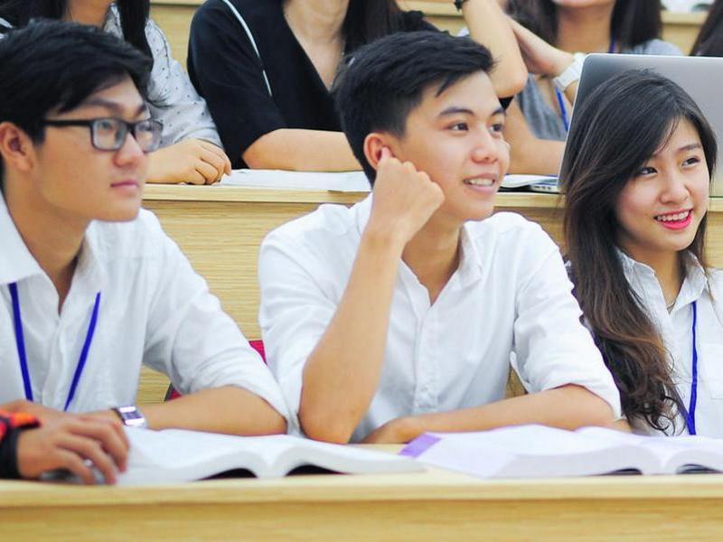 Học cử nhân quốc tế tại viện đào tạo quốc tế ISB